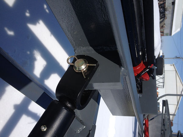 removing the hitch