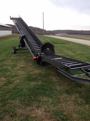 Litter Conveyor Model A39