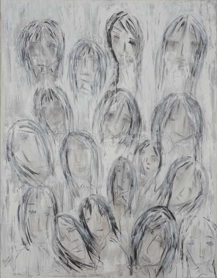 Visages multiples ou visage unique, 2010