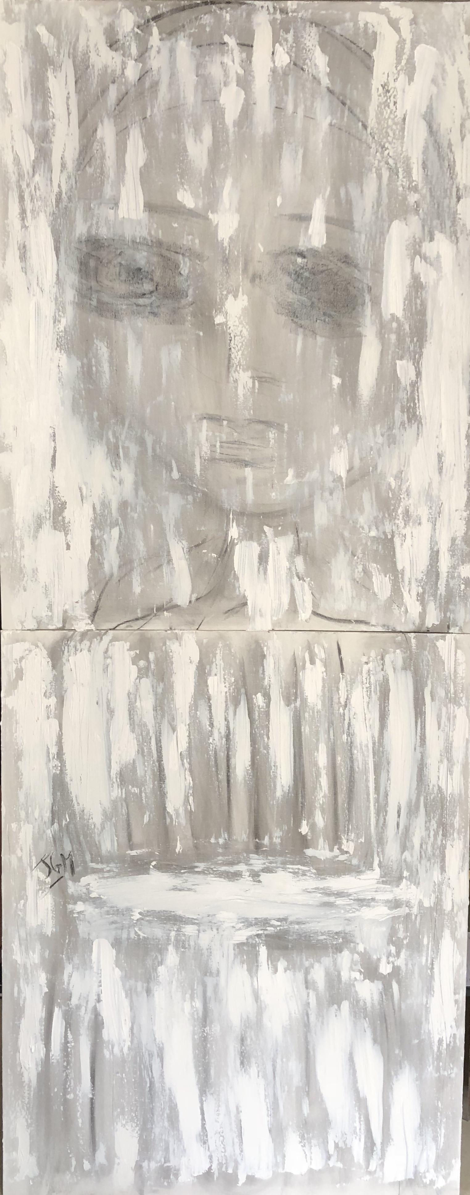 Jacqueline GALLICOT-MADAR - Sans Titre 8