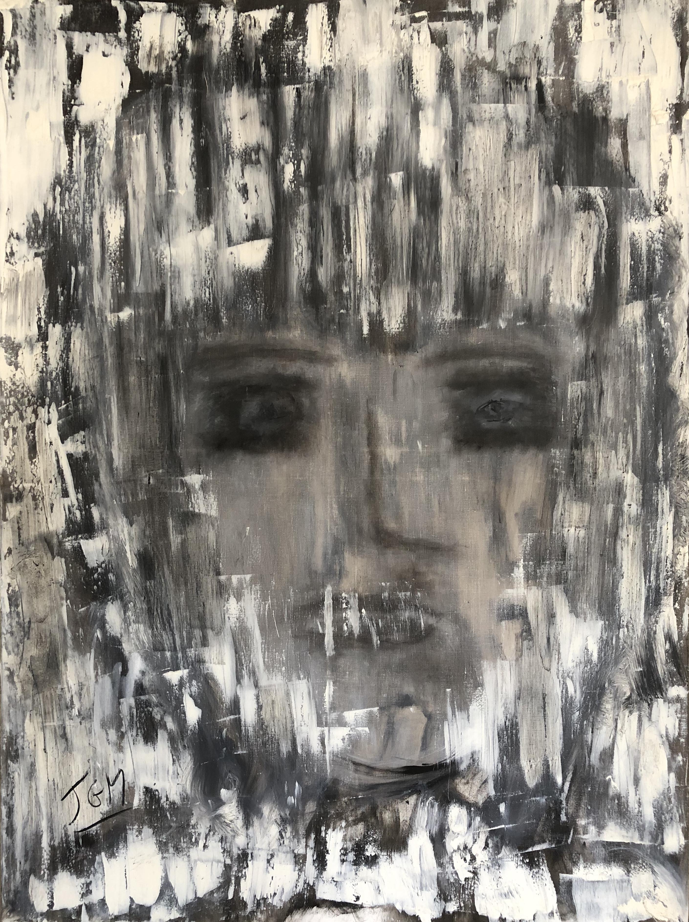 Jacqueline GALLICOT-MADAR - Sans Titre,