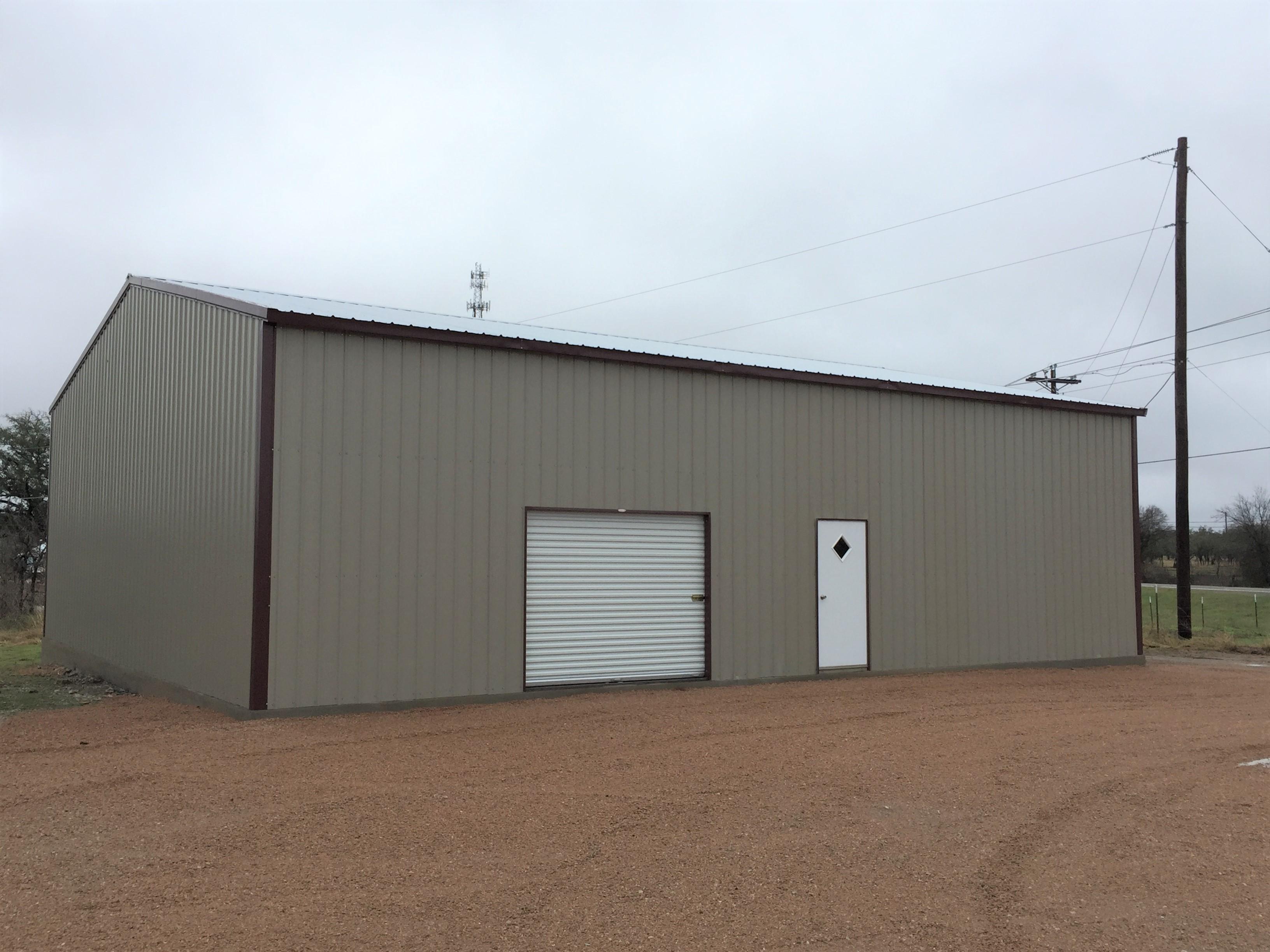 40 x 50 Metal Building
