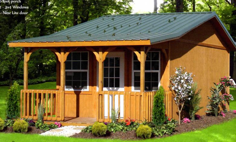 Cabin Shell