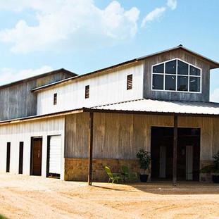Equestrian Steel Barn
