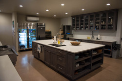 Kitchen - Steel framed home interior