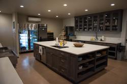 Kitchen - Steel framed home interior