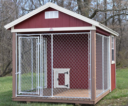 Single Dog Kennel