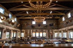 Metal Building Interior