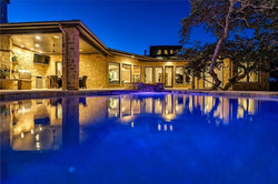 Custom Home, Pool and Outdoor Living