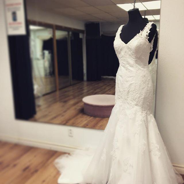 #weddingdress #wow #elegant #mermaid_De toutes les sortes, pour tous les goûts! ✌🏻