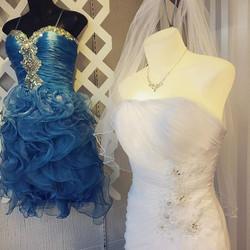 #inspire #weddingdress #shortpromdress #prom #bride #bridesmaid
