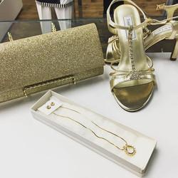 #goal #Gold #accessories #joseenat #shoes #purse #wedding #prom