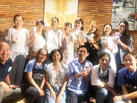 Tsumami workshop report