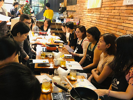 Japanese Cake & Tea Ceremony Report