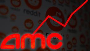 AMC prácticamente duplica su valor en un día 🍿🚀