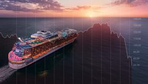 Acciones de Royal Caribbean Cruises se hunden