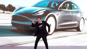 Tesla alcanza nuevo máximo histórico