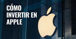 ¿Cómo invertir en las acciones de Apple?