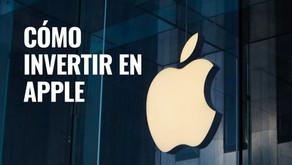 ¿Cómo y por qué invertir en las acciones de Apple?