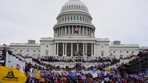 Caos en el Capitolio remece a los mercados