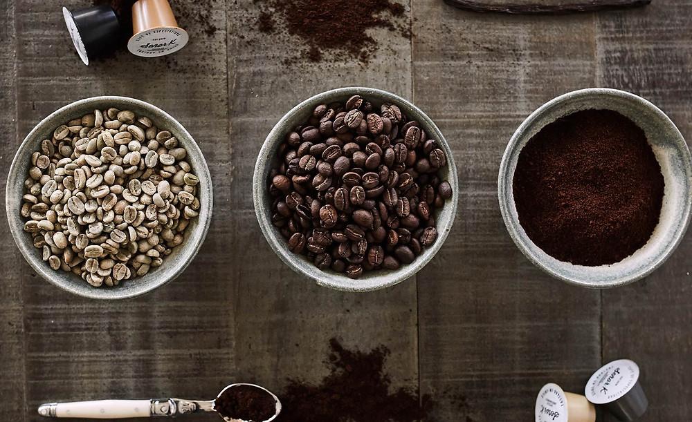 Que son los commodities cafe