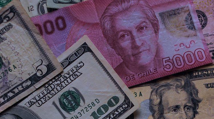 Precio dolar en Chile USDCLP 2020