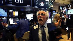 Wall Street sufre por movimientos en masa