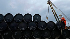 Petróleo se dispara tras decisión de Arabia Saudita