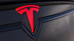 Acciones de Tesla alcanzan nuevo récord