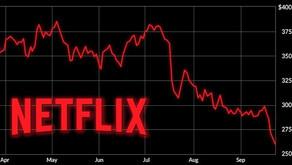 Acciones de Netflix se desploman 📉🍿