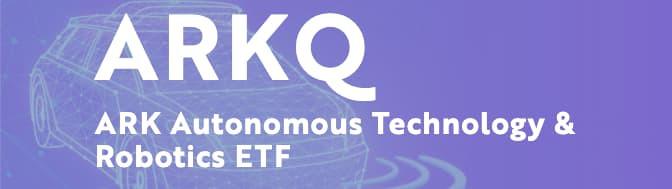etf ark q autonomous technology and robotics