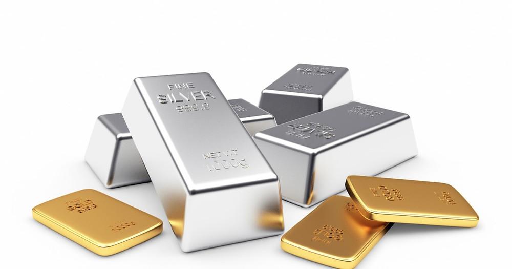 oro y plata commodities