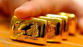 Oro se acerca a los 1.850 dólares