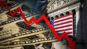 Inflación de EE.UU. vuelve a derribar a Wall Street  🥊📉