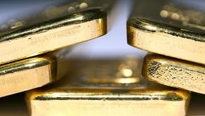 Oro pierde fuerza tras alcanzar resistencia clave