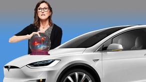 Ark Invest aumenta su posición en Tesla 📈🚘