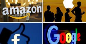 Hoy entregan Apple, Amazon, Google y Facebook