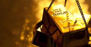 El oro ha dejado de brillar.