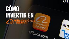 ¿Cómo invertir en las acciones de Alibaba?