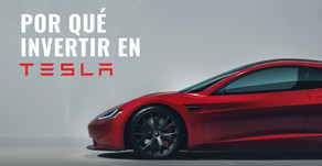 Por qué invertir en Tesla