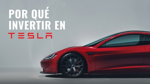 Cómo y por qué invertir en las acciones de Tesla