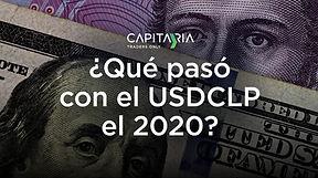 dolar en Chile usdclp 2020