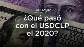 ¿Qué pasó con el dólar en Chile USDCLP? - 2020