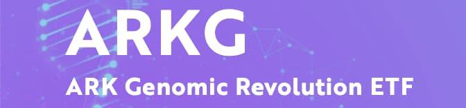 etf ark g genomic revolution