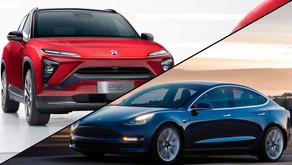 Autos eléctricos alcanzan máximos históricos