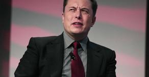 Se descarga la batería de Tesla.