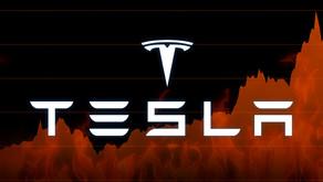 Tesla aceptado en el S&P500 y su acción se dispara