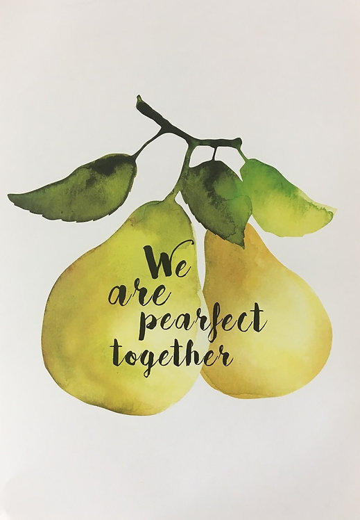 We are Pearfect...