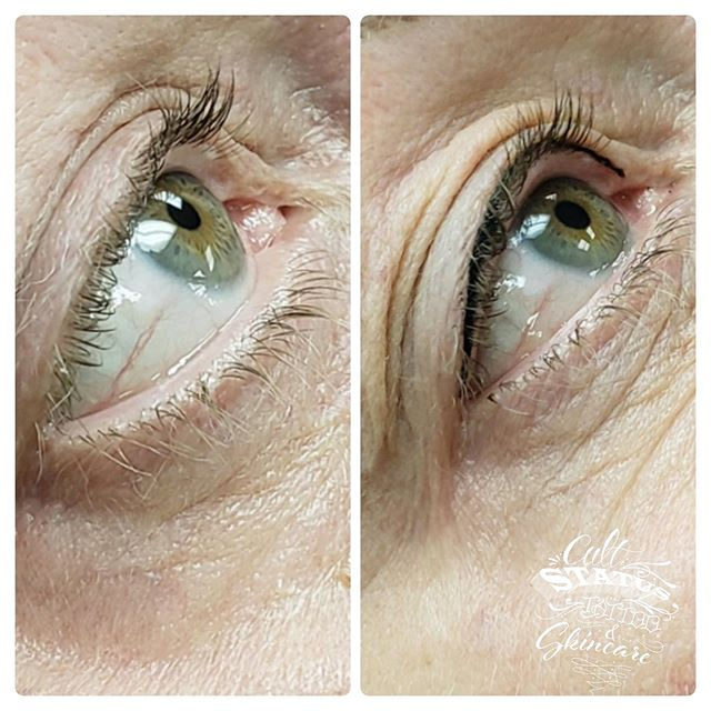 A simple eyelash enhancement can complet