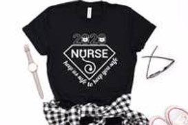 Nurse 2020 COVID Shirt